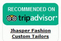 recommended tailor in Bangkok