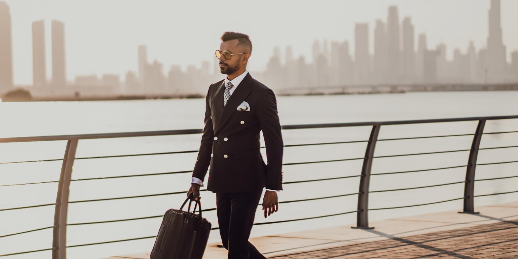 4 Types of Suit Every Man Should Have in His Wardrobe