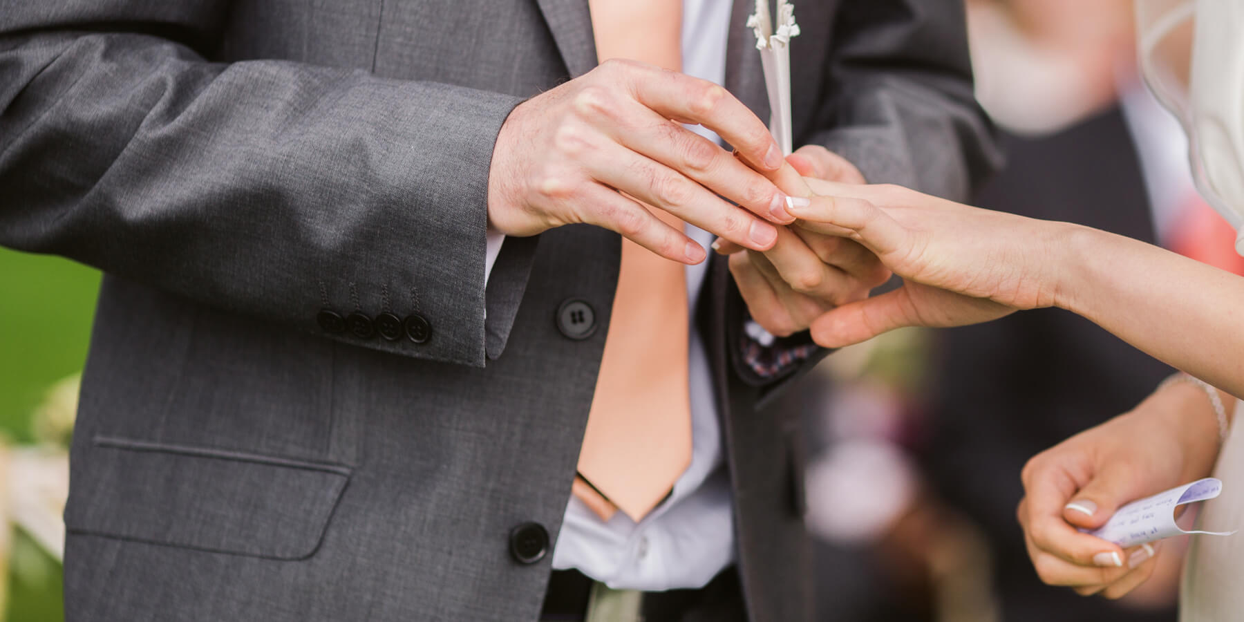 5 Reasons Why Grooms Must Invest in a Custom Wedding Suit