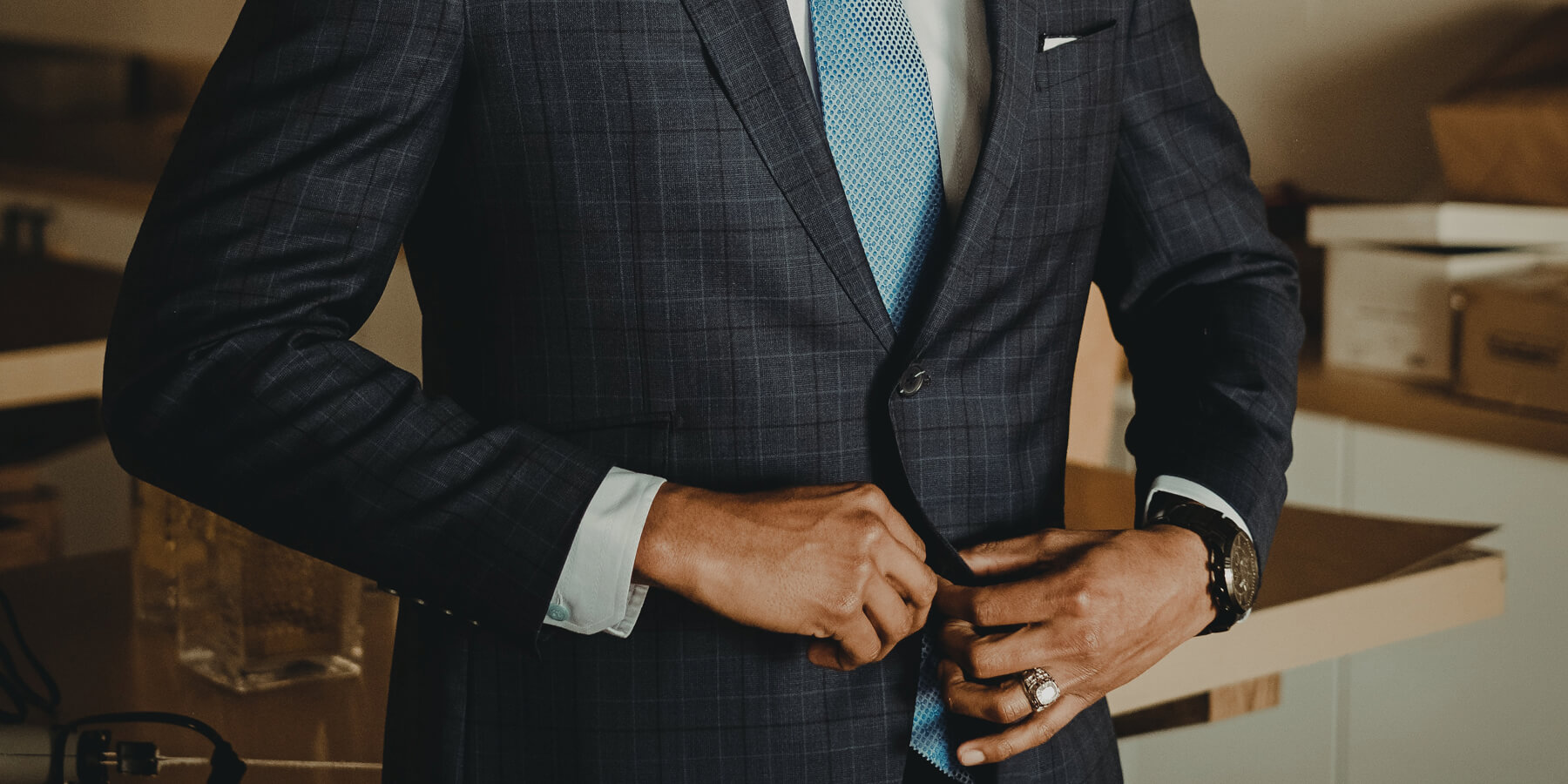 3 Reasons Why You Should Get Your Next Suit Made by a Tailor - What to Know
