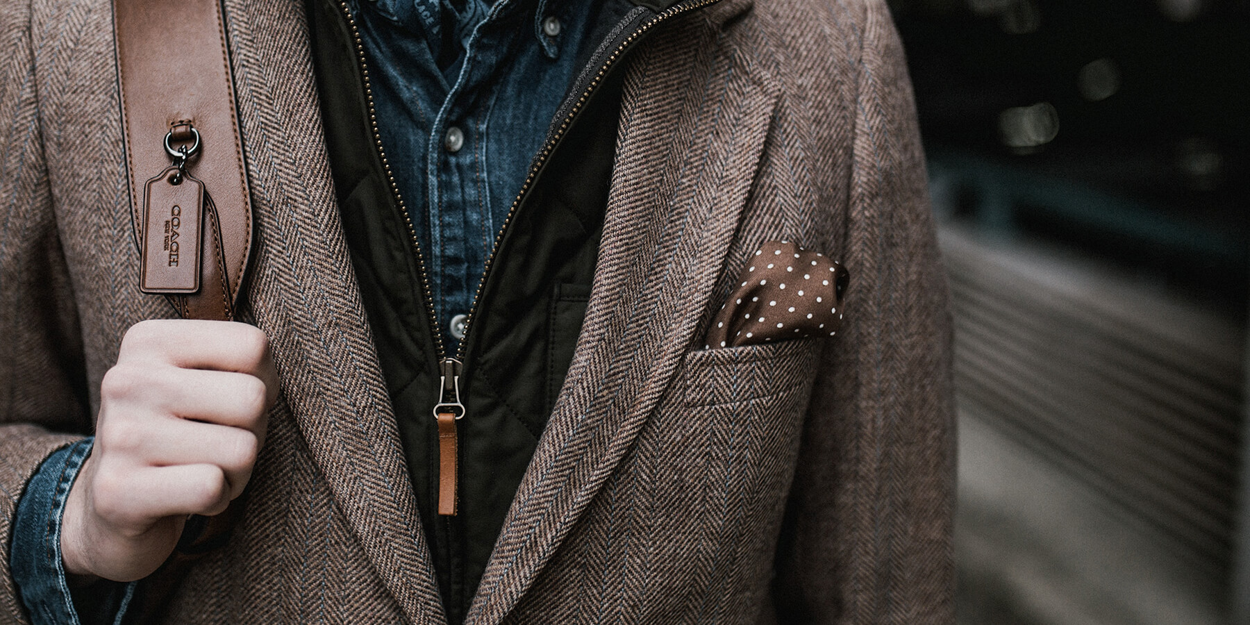 3 Main Forms of Jacket Pockets – What to Choose