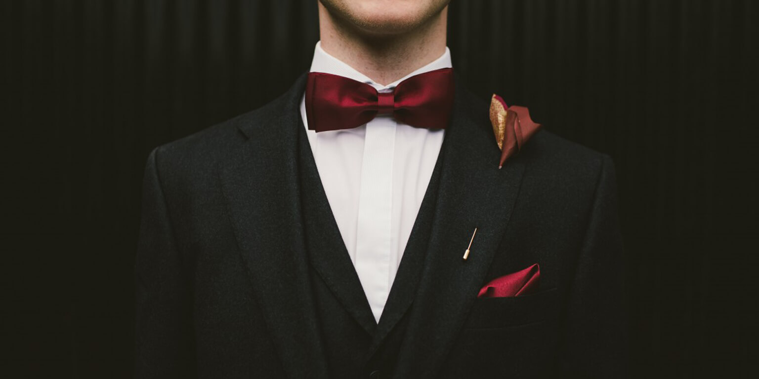 4 Tips to Add a Twist to Your Tuxedos